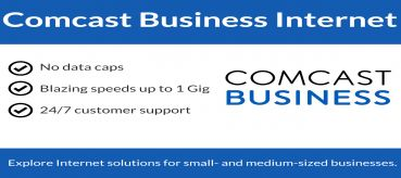 Comcast Internet For Business: Internet, Phone, TV, and Other Solutions for your Business.