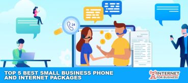 Top 5 Best Small Business Phone And Internet Packages