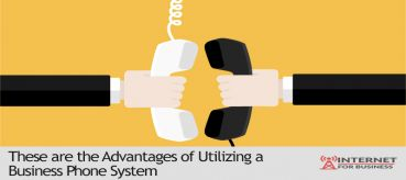These are the Advantages of Utilizing a Business Phone System