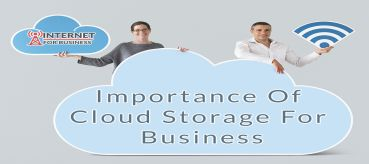 The Importance Of Cloud Storage For Small Business