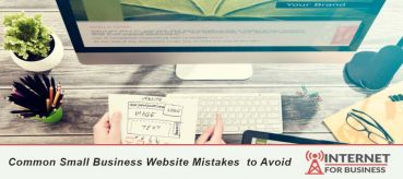 Common Small Business Website Mistakes  to Avoid